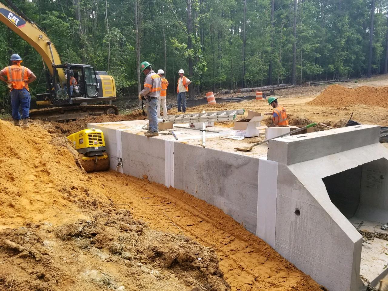 Johns Creek Roadway Improvements