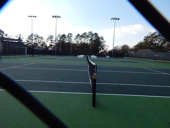 Oakland Tennis Facility